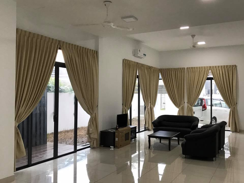 LINEN CURTAINS FOR WINDOW IN DUBAI AND ABU DHABI