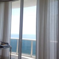 best motorized curtains for home in dubai