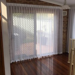 best sheer curtains for office & bedroom