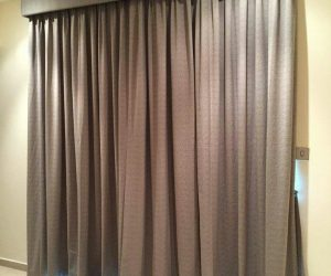 blackout curtains with grey color in dubai, abu dhahi UAE