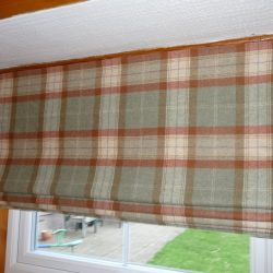 chack cotton blackout roman blinds in dubai and abu dhabi