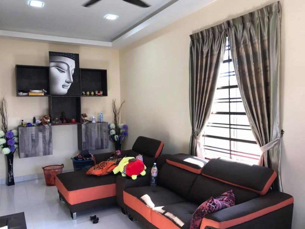 Best Curtains For Living Rooms In Dubai
