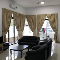 interior decorating living room curtains in Dubai at cheap rate