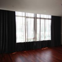 motorised curtains blackout curtains by dubai curtains