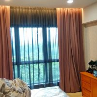 motorized curtains for bedroom