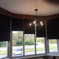 roller blinds blackout sunscreen blilnds in dubai