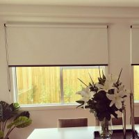 roller blinds for your living room in dubai