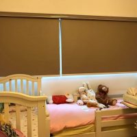 roller blinds kids room