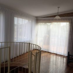 sheer curtain for bed room & office