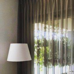 sheer curtains for bedroom & living room in dubai