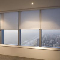 sunscreen roller blinds in dubai