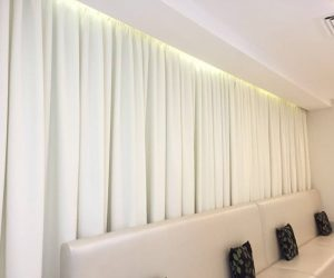 white blackout curtains for dubai, abu dhabi, uae