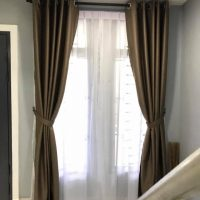 made to measure curtain blackout curtain