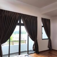 made to measure curtain for window