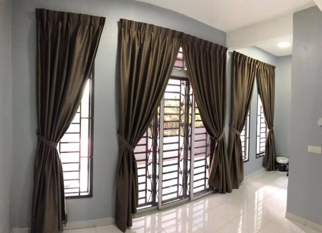 Custom Curtain For Home By Dubai Curtain