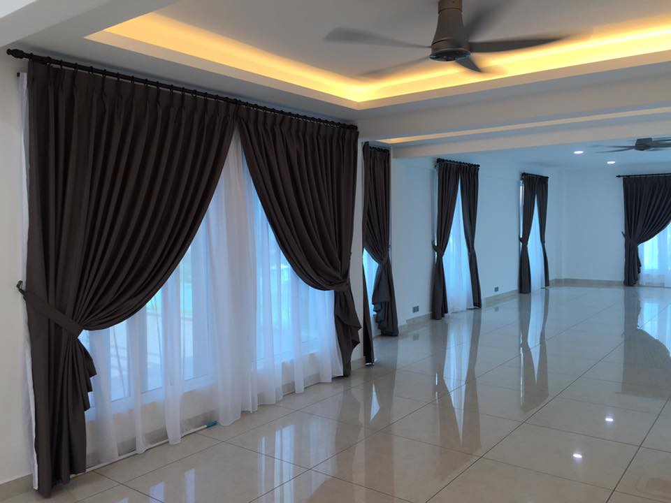 made to measure curtains dubai