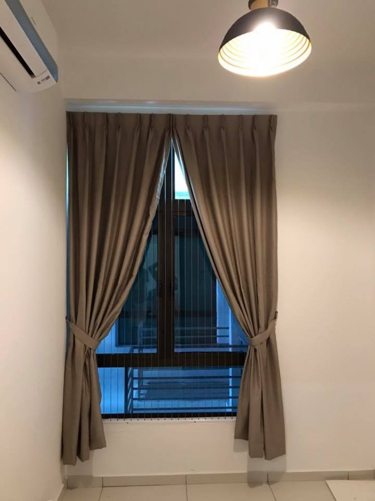 Made To Measure Curtains Blinds For Window In Dubai