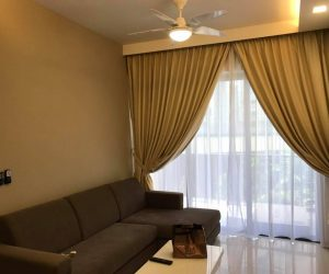 made to measure curtains for bedroom living room office in abu dhabi