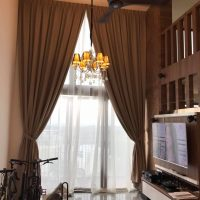 made to measure window curtain dubai