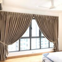 made to measure window curtains in dubai