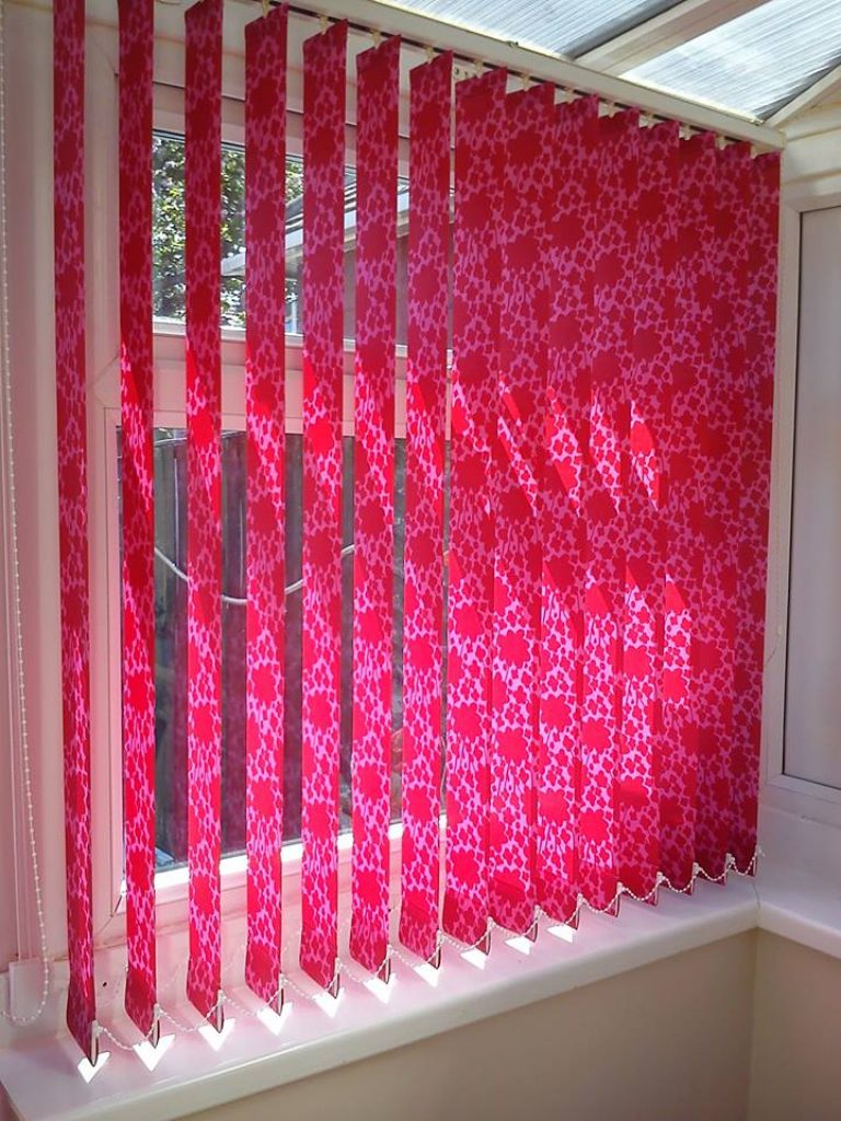 Made To Measure Vertical Blinds From Dubai Curtain