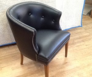 upholstery black fabric in dubai