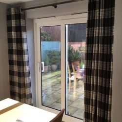 Eyelet Curtains for Outdoor Window
